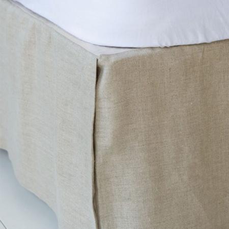 Natural Linen Valance