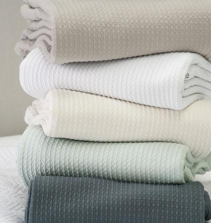 Cotton Matelasse Bedspreads