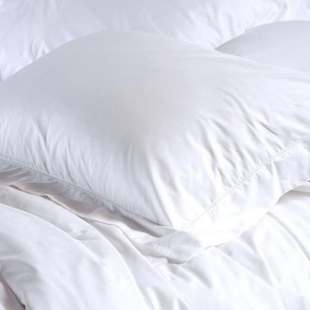 Italian Cotton Sheets White