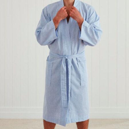 Men's Bathrobe LIAM | Made in Europe