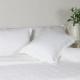 White 100% Egyptian Cotton Bedspread
