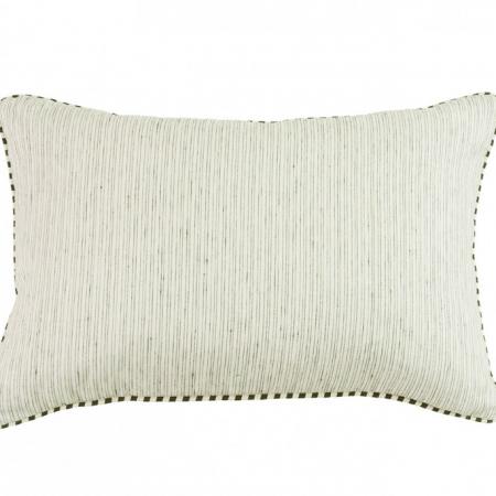 Classic Stripe Linen Cushion