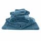 Bamboo Towels Bluestone