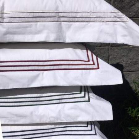 Egyptian Cotton Pillowcases Victoria