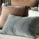 Slate Velvet Cushion AMBIENTE