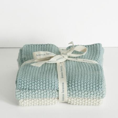 Washcloths LAVETTE DUCKEGG - Set of Three