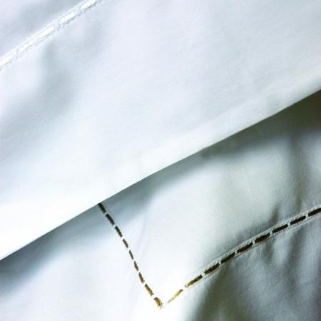 Italian Cotton EUROCASE WHITE - Milano