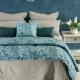 Cotton Bedspread SENPO FOG | Woven Cotton