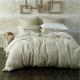 Laundered Linen Duvet Cover NATURAL