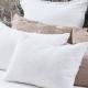 Linen Cushion RABAT WHITE | Crisp White Linen