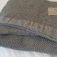 Vintage WAFFLE Towels KONTEX GREY