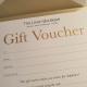 Gift Voucher Linen Boutique