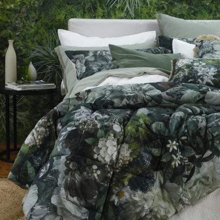 Floral Quilted Comforter Set Florian