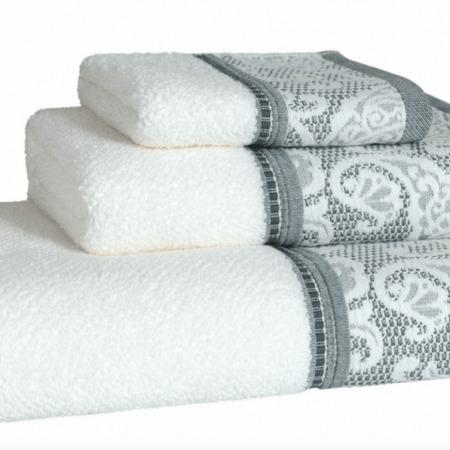 Milano Blue Bath Towels