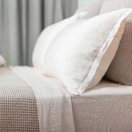 Cotton Blanket BLISS DUSKY ROSE - 2 Sizes