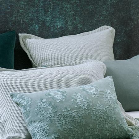 Linen Cushion RABAT LAGOON - 100% Linen