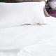 Waffle Bedspread Sottobosco WHITE | Fine Weave