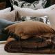 VELVET Comforter TRAMONTO Copper