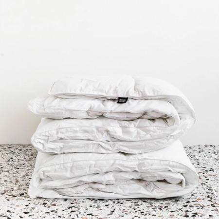 Mattress Topper HIGH LOFT White