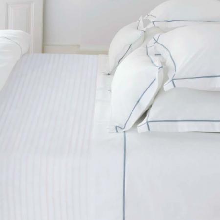 Classic Hotel Sheet Set BLUE