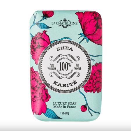 French Soap La Chatelaine KARITE