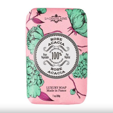 French Soap La Chatelaine ROSE