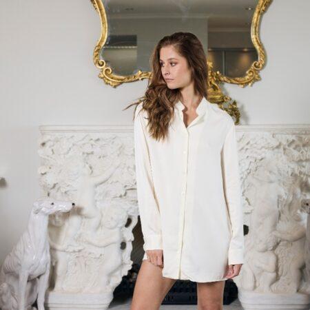 Night Shirt BOYFRIEND Ivory