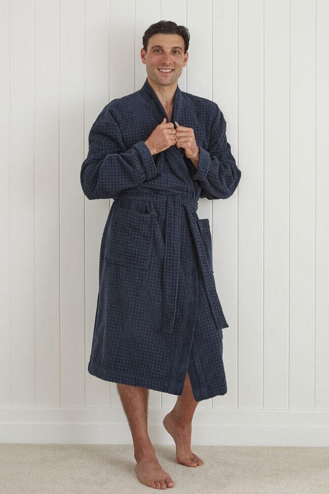 Men's Robe FABIAN CARBON