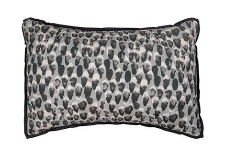 Pebble Cushion Charcoal