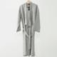 Pure Linen Robe MIST