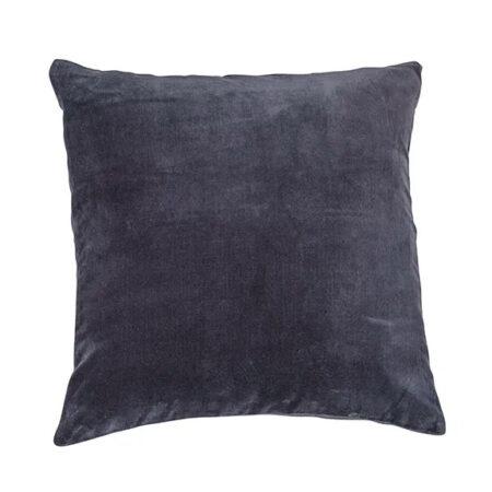 Velvet Cushion Midnight