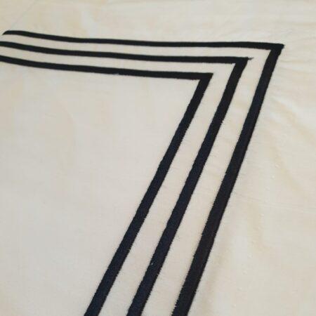 Egyptian Cotton Pillowcases Eurocases, Lodge | Victoria