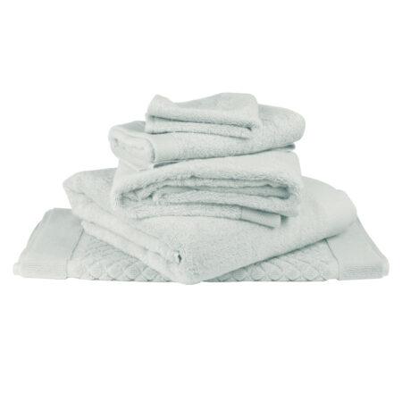 BAMBOO Towels SEAFOAM