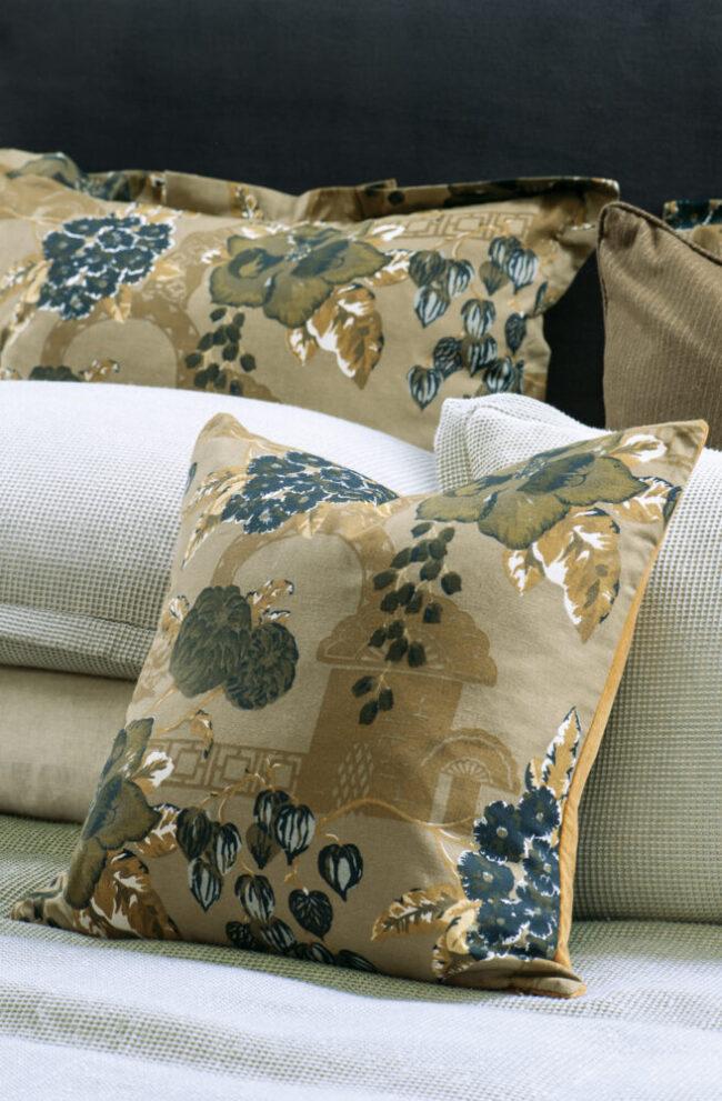 Floral Cushion CHABANA Hazel